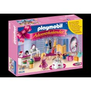 PLAYMOBIL - CALENDAR CRACIUN - PREGATIRE DE PETRECERE (PM6626)
