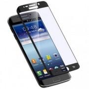 SAMSUNG S7 EDGE BLACK 4D colour tempered glass