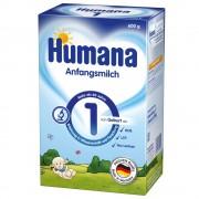 Humana 1 Tejalapú anyatej-hely. tápszer újszülött