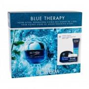 Biotherm Blue Therapy Multi-Defender SPF25 zestaw Krem na dzień SPF25 50 ml + Krem na noc 15 ml + Serum do twarzy 10 ml + Krem pod oczy 5 ml W