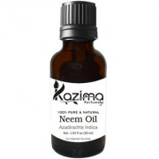Neem Cold Pressed Carrier Oil (30ml) 100% Pure Natural & Undiluted Oil