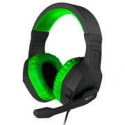 Genesis Auriculares C/microfono Genesis Argon 200 Gaming Mini Jack 3.5 Verde