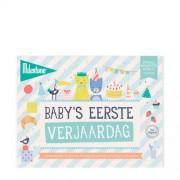 Milestone Special Moments fotokaarten - Baby's eerste verjaardag