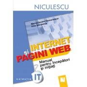 Internet si pagini WEB. Manual pentru incepatori si initiati (eBook)