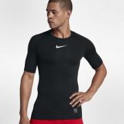 Haut de trainingà manches courtes Nike Pro pour Homme - Noir