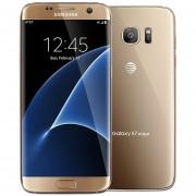 Samsung Galaxy S7 Edge LTE DUAL SIM Celular Smartphone-Dorado