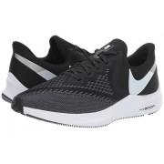 Nike Air Zoom Winflo 6 BlackWhiteDark GreyMetallic Platinum