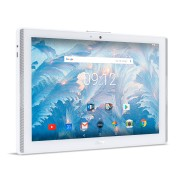 Tablet Acer Iconia B3-A40-K1AH WiFi/10.1 IPS (HD 1280 x 800), MTK MT8167 Quad-Core Cortex A35 1.3 GHz/1x2GB/16GB eMMC, Cam (2MP front, rear 5 MP 1080p FHD)/G-sensor, Micro USB, microSD™, Android™ 7.0 (Nougat), White