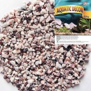 COBBYS PET AQUATIC DECOR Štěrk růžový 4-7mm 2,5kg
