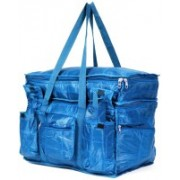 Atorakushon Multipurpose Travelling Bag Small Travel Bag - Medium(Blue)