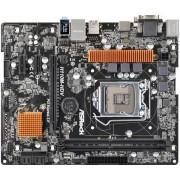 Placa de baza ASRock H110M-HDV, Intel H110, LGA 1151