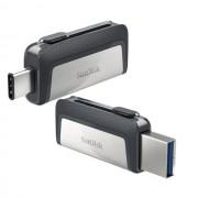 USB DRIVE, 16GB, SanDisk Ultra Dual, USB Type-C (SDDDC2-016G-G46)