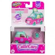 Masinuta Moose Toys Shopkins Cutie Cars S3 Laptop Limo