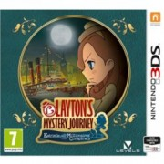 Laytons Mystery Journey: Katrielle and the Millionaires Conspiracy, за 3DS