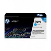 Тонер касета цветна cyan HP no. 309A Q2671A