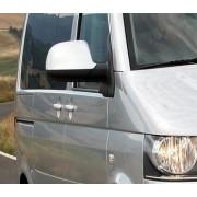 Retroviseur complet VW T5 - Electrique - Coiffe a peindre - Droit - CIPA