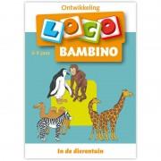 Noordhoff Uitgevers Loco Bambino: In de dierentuin