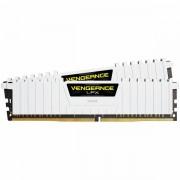 CORSAIR Vengeance LPX 16GB 2x8GB DDR4 DRAM 3000MHz C15 Memory Kit - White CMK16GX4M2B3000C15W