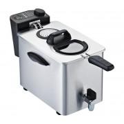 RGV FR TYPE4L friggitrice 4 L Singolo Nero, Acciaio inossidabile Stand-alone (placement) 2500 W