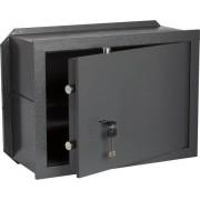cisa 82010-21 Cassaforte A Muro Incasso In Acciaio Meccanica Con Chiave Spessore Mm. 10 Mm. 310x200x190 H - 82010-21