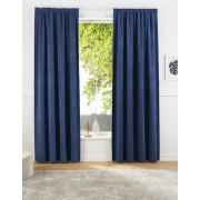 COUCH♥ Gardine, »Kuschel-Cord«, COUCH♥, Stangendurchzug 1 Stück