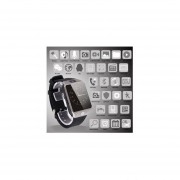 Bluetooth Reloj Inteligente Con Cámara SIM Para Android IOS Samsung HTC Sony
