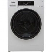 Whirlpool Supreme Care 8014 8 kg Fully Automatic Front Load Washing Machine (White)