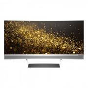 """Monitor 34"""" HP W3T65AA VA, 3440x1440 6ms 300cd 178/178 Tilt HDMI zvučnici"""