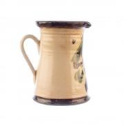 Cana mare tip carafa pentru apa si vin ceramica Branistea Galati 600ml