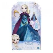 Disney Frozen Frost Royal Reveal Elsa Docka 2i1