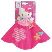 Hello Kitty Roze knuffeldoekje van Hello Kitty