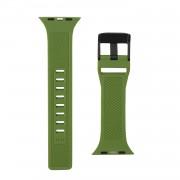 Urban Armor Gear Řemínek pro Apple Watch 42mm / 44mm - UAG, Scout Strap Olive