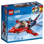 Set de constructie LEGO City Spectacol Aviatic