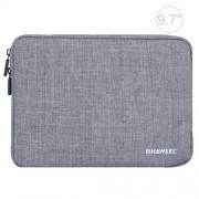 HAWEEL 9.7 inch Sleeve Case Zipper Briefcase Carrying Bag For iPad 9.7 inch / iPad Pro 9.7 inch Galaxy Lenovo Sony Xiaomi Huawei 9.7 inch Tablets(Grey)