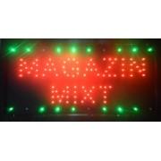 Reclama LED - MAGAZIN MIXT-