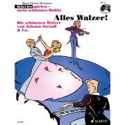 Schott Klavierspielen - mein schönstes Hobby Alles Walzer! Notenbuch