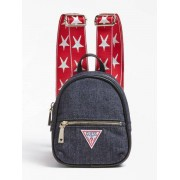 Guess Urban Chic Rugzak Denim Logo