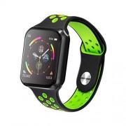 Nstcher Smart Band Reloj Pulsera Pulsera Fitness Heart Rate Sport Reloj F9