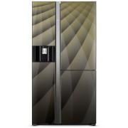 Hitachi M700AGPRU4X.DI szabadonálló Side by Side hűtőszekrény