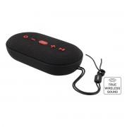 STREETZ vattentålig Bluetooth-högtalare, 2x5W, TWS, BT 4.2 svart
