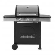 Happy Garden Barbecue au gaz DALLAS - 3 brûleurs avec thermomètre