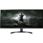 "Monitor IPS LED LG 34"" 34WK500-P, UW-UXGA (2560 x 1080), HDMI, 5 ms (Negru)"