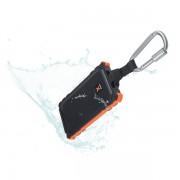 A-solar Xtorm Limitless Power Bank AL421 - екстремна водо и удароустойчива външна батерия с два USB изхода за смартфони и таблети (10000 mAh)
