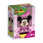 Конструктор Лего Дупло - Моята първа конструкция Minnie, LEGO DUPLO, 10897