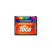 Card Transcend Compact Flash 16GB 133x