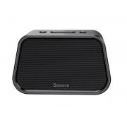 Baseus Encok Music E02 Głośnik Bluetooth USB microSD AUX black