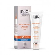ROC SOLEIL-PROTECT FLUIDO MATIFICANTE ANTI-BRILLOS SPF 30 50ml