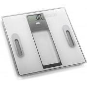 Waga łazienkowa z analizą BMI Tabea biała