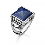 Thomas Sabo Ring blau TR2206-531-1-68