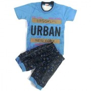 Kids Clothes Boys URBAN Blue And Navy Blue